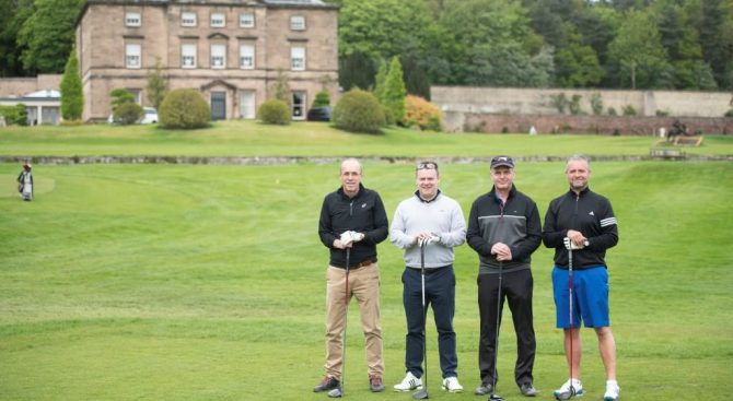 Stadium Export Services supports Children North East Charity Golf Tournament