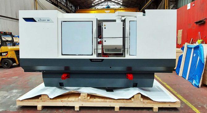 CNC Machine Export India